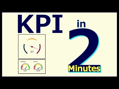 Create dynamic animated KPI charts in 2 minutes using Excel