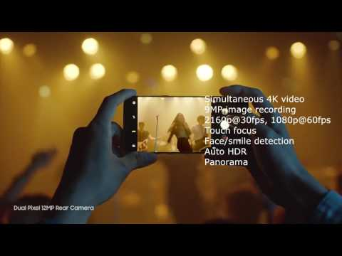 Samsung Galaxy S8/S8+ Specs and Features Highlighted