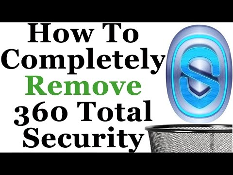 How to uninstall /remove 360 security app android Smartphone and Tablets