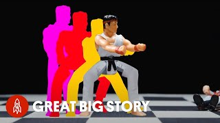 The King of Street Fighter II Who Disappeared