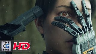 """CGI 3D Animated Trailers: """"Virus In Paradise Teaser"""" - Directed by Irya Ajith"""