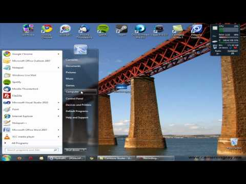 How to change the Windows 7 Logon Screen Background