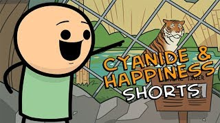 Zoo - Cyanide & Happiness Shorts