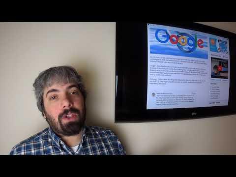 Google More Results Button, Search Console Updates, GDPR & More