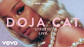 Doja Cat - Streets (Live Performance) | Vevo LIFT