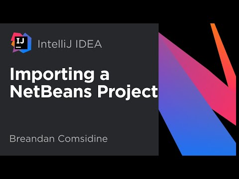 Importing a NetBeans Project