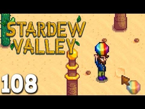 Stardew Valley Let's Play - Episode 108 - Prismatic Shard [Stardew Valley Gameplay]