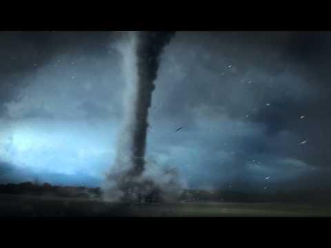 Blender 3D Tornadoes (Smoke simulator, sand, fire)