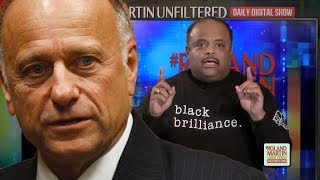 Roland Deconstructs The White Supremacy Of Iowa Rep Steve King