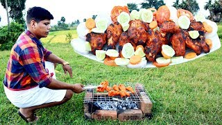 തന്തൂരി ചിക്കൻ വീട്ടിൽ തന്നെ ഉണ്ടാക്കാം!!! How To Make Tandoori Chicken Easily At Home