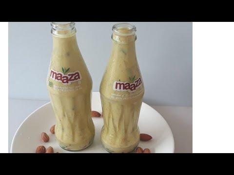 केसर मिल्क बादाम बनाने की विधि  (How tomake Kesar milk Badam recipe)