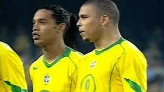 Quando Dava Medo Da Seleção Brasileira com Ronaldinho Gaúcho, Ronaldo, Kaká, Adriano ... ⚽ Ep 2