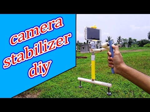 Gimbal Steadicam for smartphone| How to make