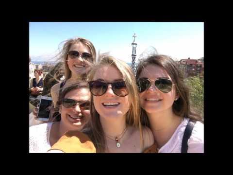 Barcelona/Aix En Provence Trip