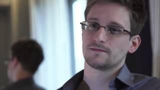 NSA whistleblower Edward Snowden: