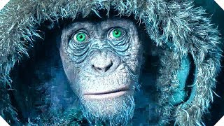 """WAR FOR THE PLANET OF THE APES - """"Ape Chase"""" - Movie Clip (2017)"""