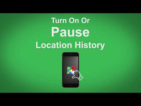Google Maps   Turn On Or Pause Location History