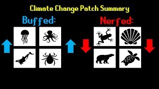 Earth's Next Balance Patch