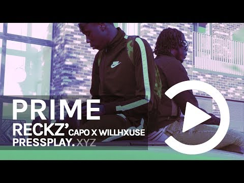 Reckz'capo X Willhxuse - Pattern (Music Video)