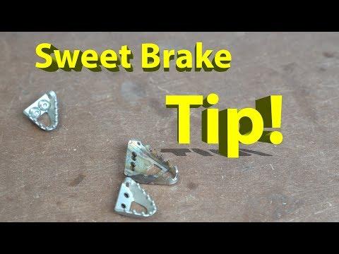 Enduro Engineering Extended Rear Brake Tip