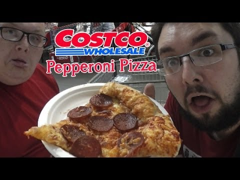 Costco Pepperoni Pizza Review