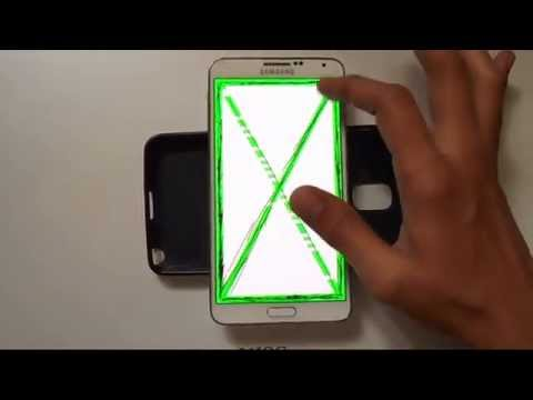 Samsung GALAXY S6&S6 EDGE touchscreen issue explained on the Galaxy Note 3