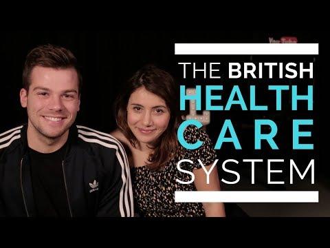 British Healthcare! | NHS 💉| American vs British