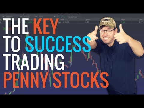 The Key to Making Millions of Dollars Trading Penny Stocks*