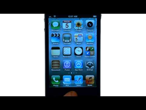 How Do I Send A Text Message On My Apple iPhone 4S?