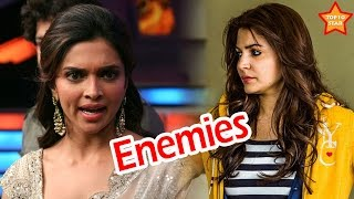 7 Bollywood Actresses Who'll Never Ever Be Friends....ever