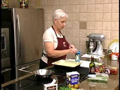 Zucchini Pepper Jack Casserole