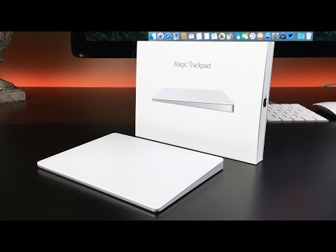Apple Magic Trackpad 2: Unboxing & Review