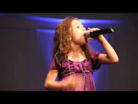 The First Noel - 7yr old Rhema Marvanne - plz
