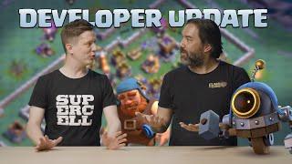 Clash of Clans - Builder Hall 9 Dev Update Video - June 2019 Update