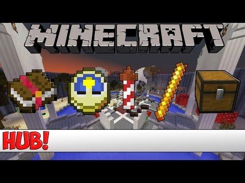 Minecraft Bukkit Plugin - Hub - Tutorial