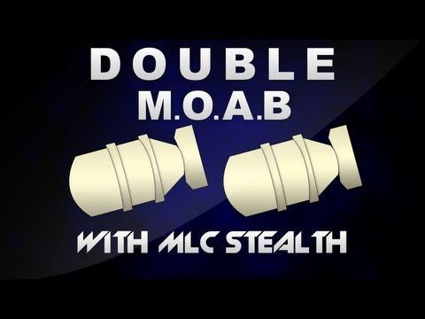 MW3: Double Striker MOAB (95-5)