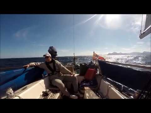 Sailing Bomtur - Norway to Shetland
