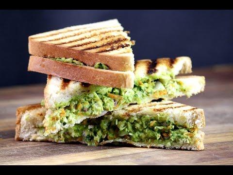 Junglee Chicken Sandwich   Sanjeev Kapoor Khazana