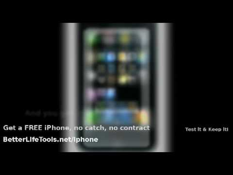 How to Get a FREE iPhone, No Contract, No Catch