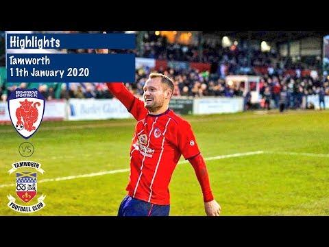 HIGHLIGHTS Bromsgrove Sporting 1 0 Tamworth