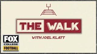 The Walk with Joel Klatt: Ohio State at Indiana | FOX COLLEGE FOOTBALL
