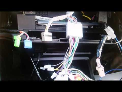 2006 honda civic si stereo wiring