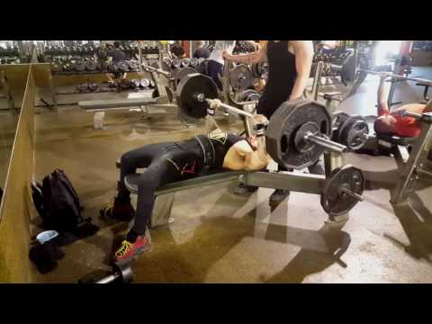 Stronger bench press #4 how to use the slingshot