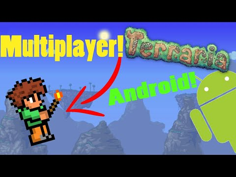 How to get multiplayer on Terraria Android!