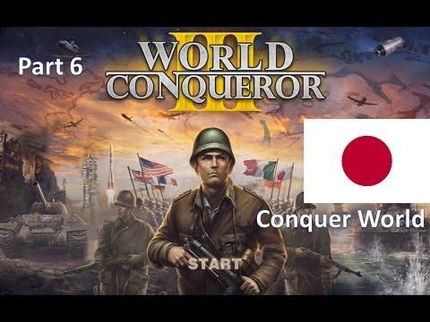 World Conqueror 3 Conquest World Japan 1939 Part  6 [HD]
