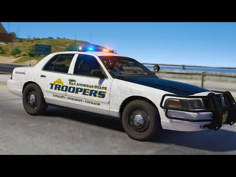 LSPDFR - Day 689 - Alaska State Troopers