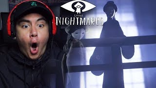 NEVER LET A WOMAN THIS UGLY SEE HER REFLECTION | Little Nightmares [4]