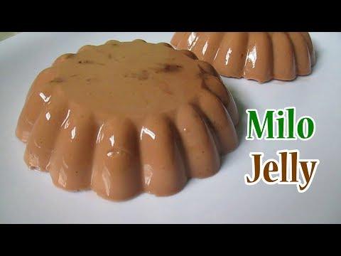 How to make Milo Gelatin