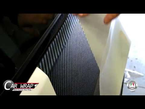 Car Wrap - Multi Purpose Vinyl Wrap - Matte, Carbon Fibre, Gloss, Stickerbomb - Autotecnica