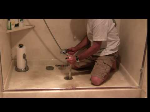 Fixing a Smelly Shower